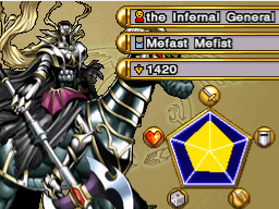 Mefist the Infernal General