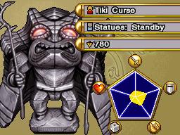 Tiki Curse