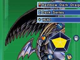 Rainbow Dark Dragon