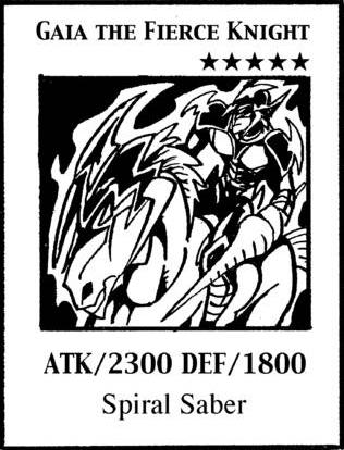 Gaia The Fierce Knight Labyrinth Yugipedia Yu Gi Oh Wiki
