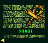 Dark Stage: Shadi