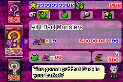 All Effect Monsters