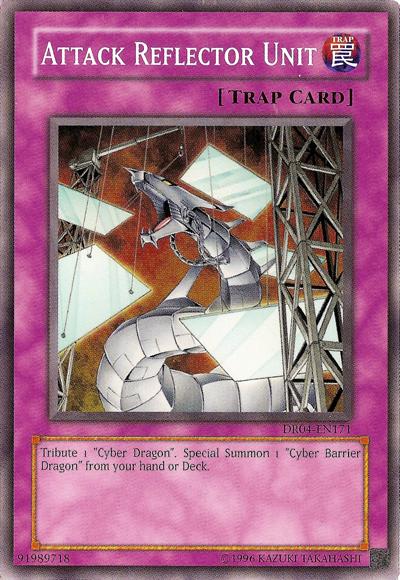 Cyber Barrier Dragon Rare
