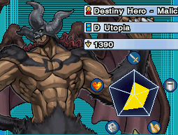 Destiny Hero - Malicious