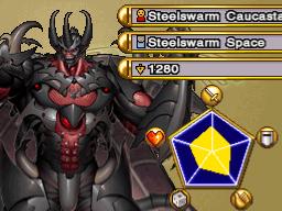 Steelswarm Caucastag