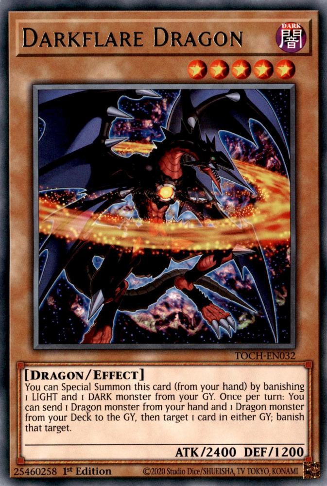 Light VS Dark Chaos w// Chaos Emperor Dragon// Dark Flare// Dwarf Star// Yu-Gi-Oh!
