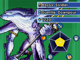 Abyss Soldier, in Stardust Accelerator