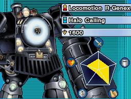 Locomotion R-Genex