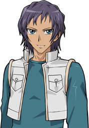 Simon, in Tag Force Special