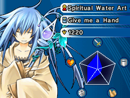 Spiritual Water Art - Aoi