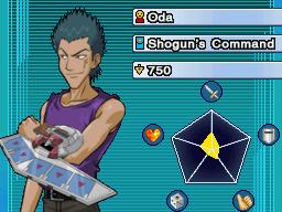 Oda, in Reverse of Arcadia