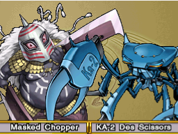 KA-2 Des Scissors