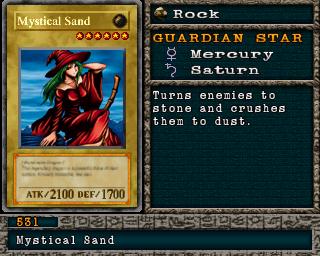 Mystical Sand (FMR) - Yugipedia - Yu-Gi-Oh! wiki
