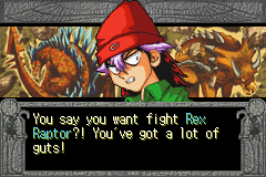 Rex Raptor