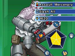 Assault Mercenary