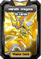 Hieratic Dragons Deck