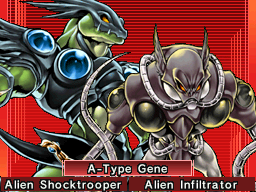 Alien Infiltrator along with Alien Shocktrooper, in World Championship 2008