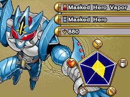 Masked Hero Vapor