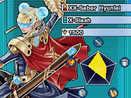 XX-Saber Hyunlei