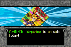 Yu-Gi-Oh! Magazine special pack