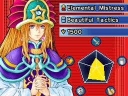 Elemental Mistress Doriado