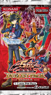 Duelist Pack: Yusei 2