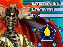 Supersonic Skull Flame