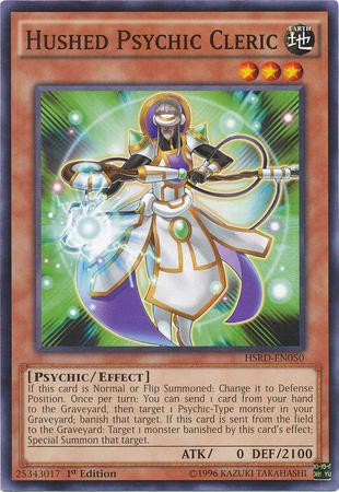 ♦ yu-gi-oh bp03-fr084 vf//rare ♦ psychic wizard of silence