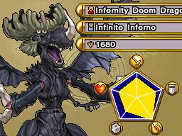 Infernity Doom Dragon