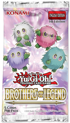 Brothers of Legend