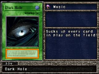 Dark Hole Fmr Yugipedia Yu Gi Oh Wiki