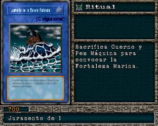SBSC-EN015 Oath Common LP Yugioh Fortress Whale