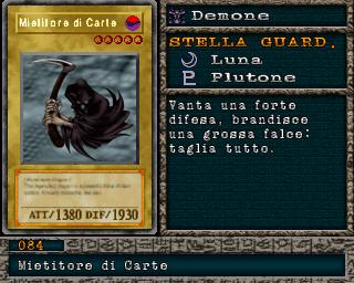 Yu-Gi-Oh Rare Reaper Of The Cards LOB-E057 HP
