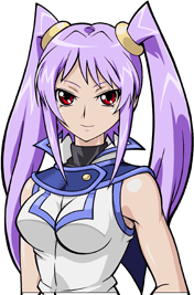 Wisteria, in Tag Force Special