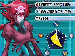 Fortune Lady Fire