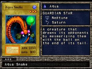 Aqua Snake (FMR) - Yugipedia - Yu-Gi-Oh! wiki