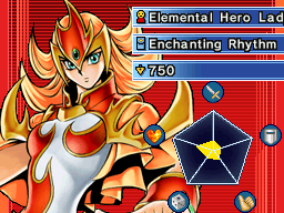 Elemental Hero Lady Heat