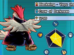 Blackwing - Vayu the Emblem of Honor