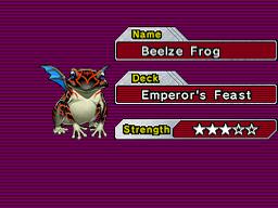 Beelze Frog