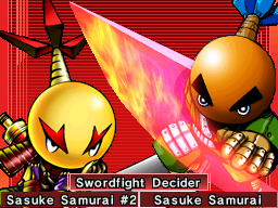 Sasuke Samurai #2