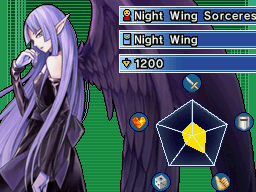 Night Wing Sorceress