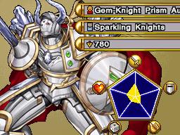 Gem-Knight Prism Aura