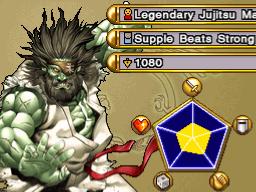 Legendary Jujitsu Master