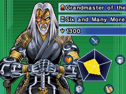 Grandmaster of the Six Samurai