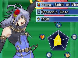 Freya, Spirit of Victory