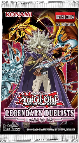 Super Rare Yu-Gi-Oh Rage Of RA: Meklord Emperor Wisel Synchro Absorption
