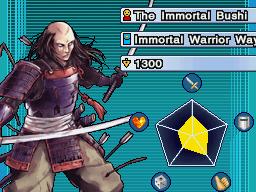 The Immortal Bushi