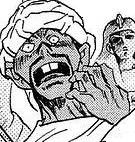 Mushara in the manga.