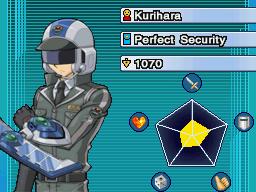 Kurihara, in Reverse of Arcadia