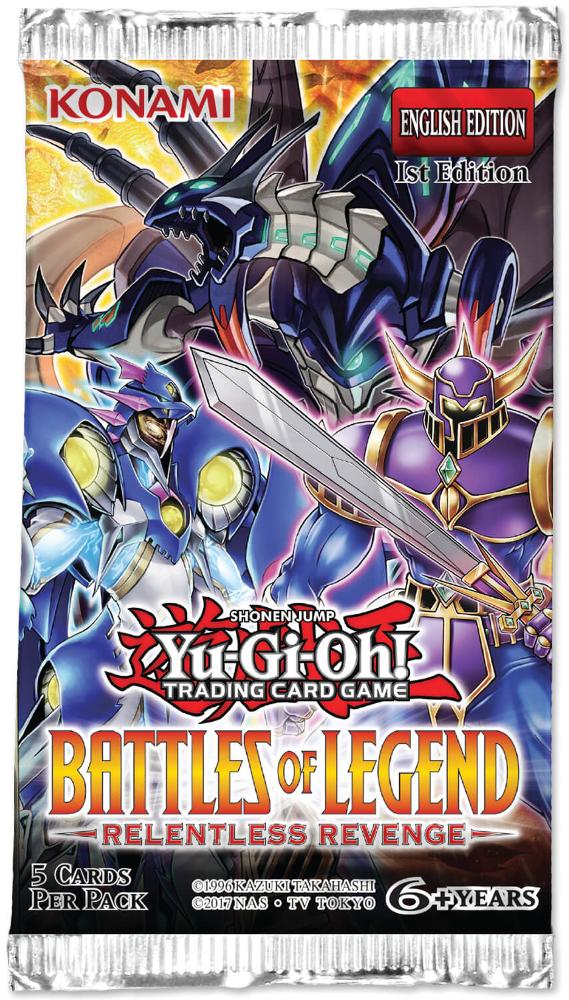 Battles of Legend: Relentless Revenge - Yugipedia - Yu-Gi-Oh